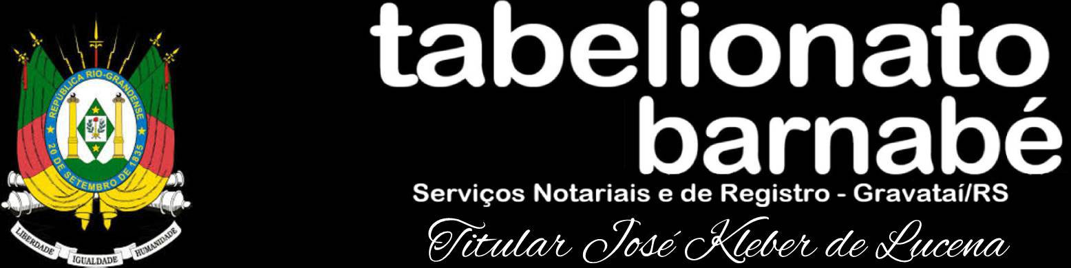 Tabelionato Barnabé de Gravataí - RS